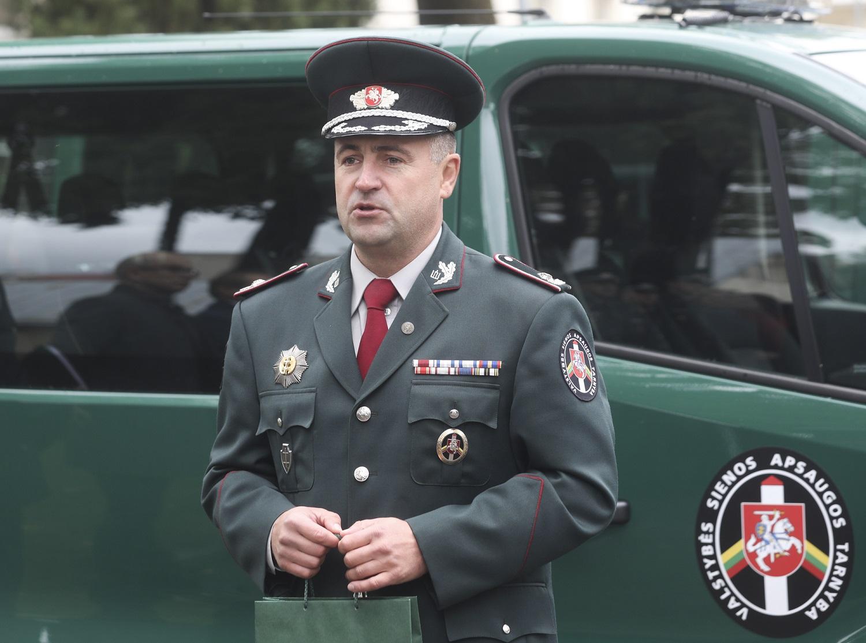 VRM pateikė R. Požėlos kandidatūrą į policijos vadovus
