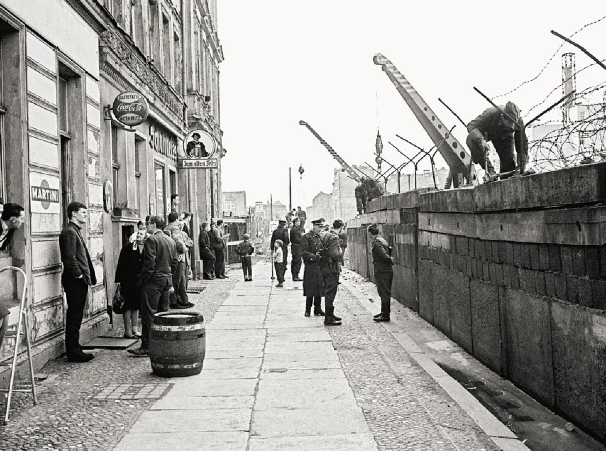 Kaip pavykdavo įveikti Berlyno sieną?