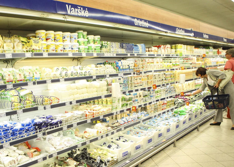 Oficialu: visi pieno produktai parduotuvių lentynose yra saugūs