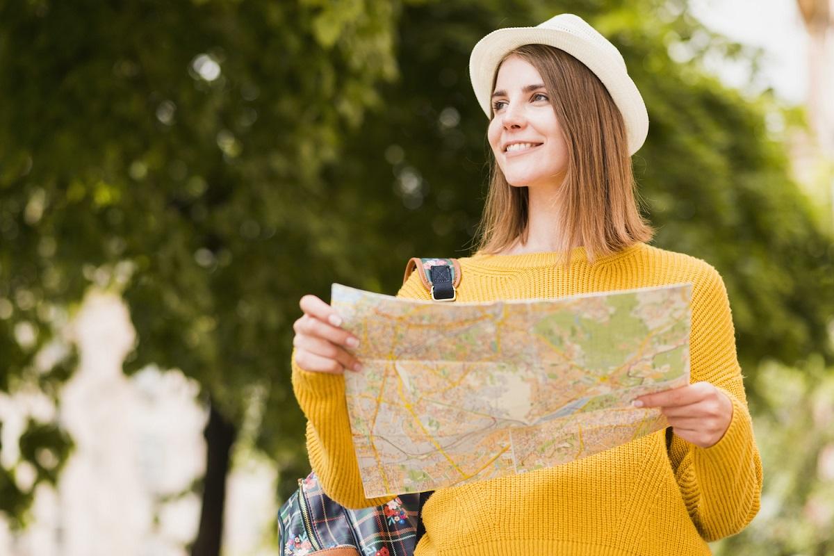 Kas ryžtasi keliauti vienas?