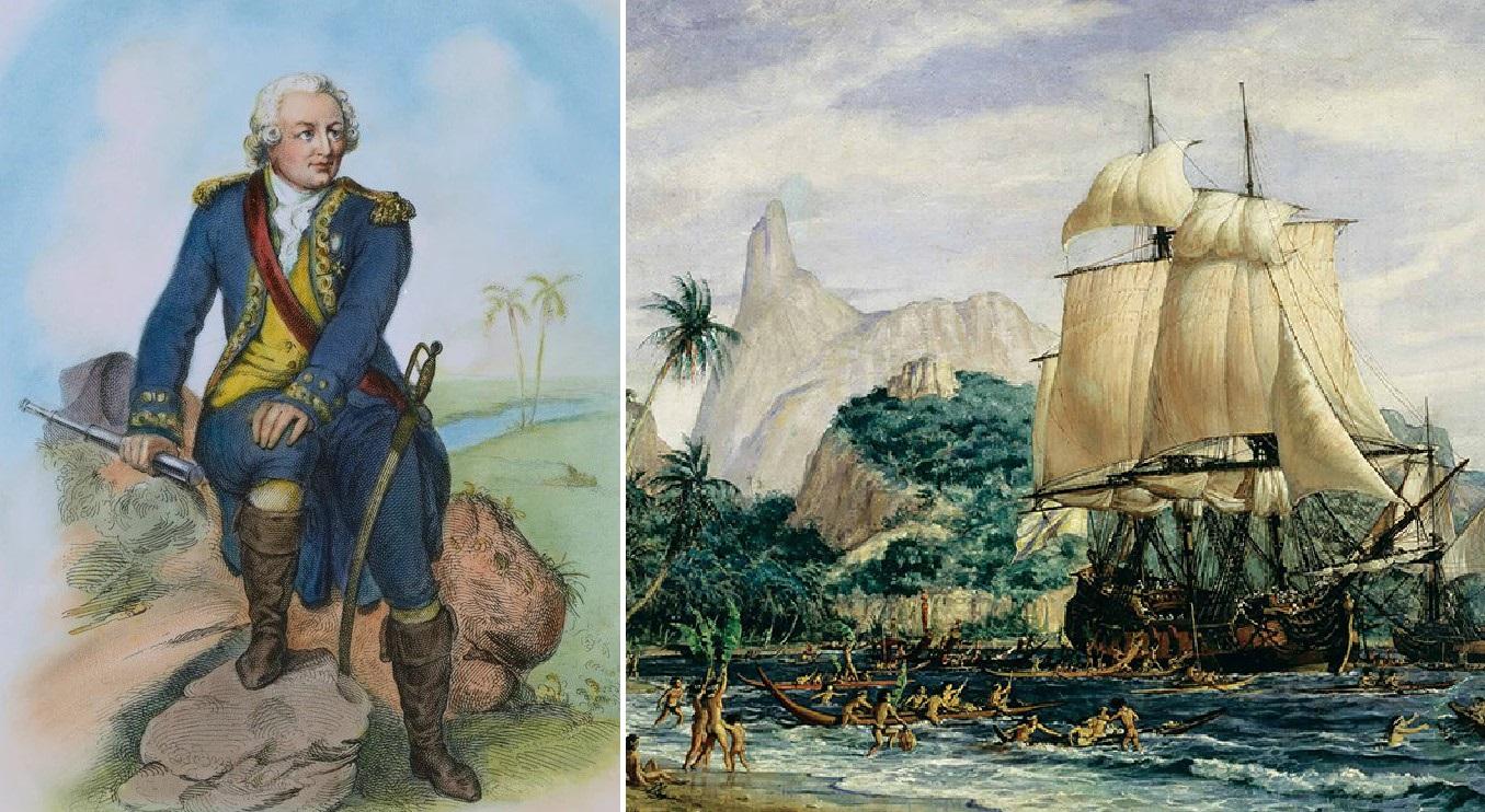 Didysis prancūzų keliautojas vos išvengė giljotinos