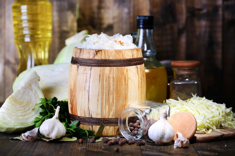 Raugintos daržovės – ir skanu, ir sveika