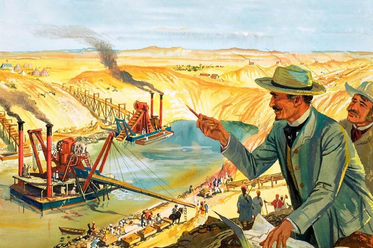 Sueco kanalas – įgyvendinta tūkstantmetė svajonė