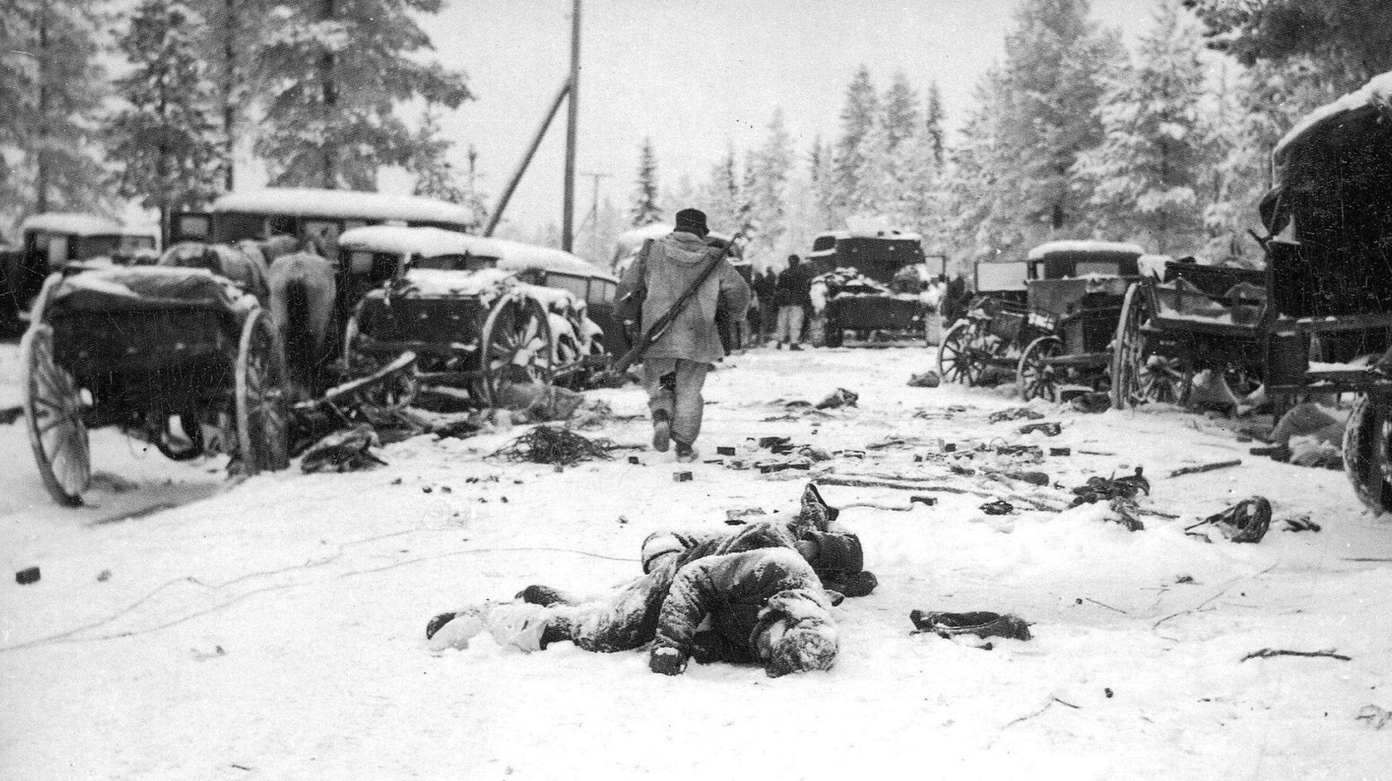 Žiemos karas: beribė suomių drąsa padėjo išsaugoti laisvę