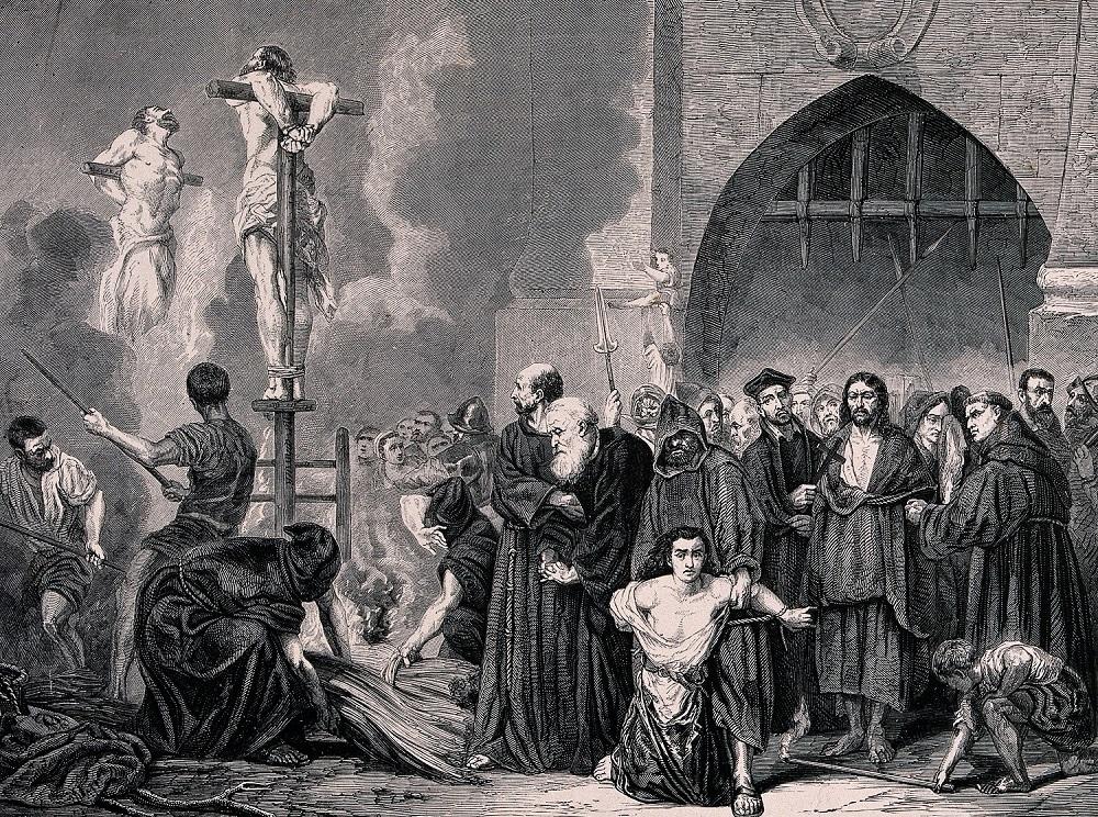 Tomasas de Torkemada – vienuolis, šiurpinęs Ispaniją