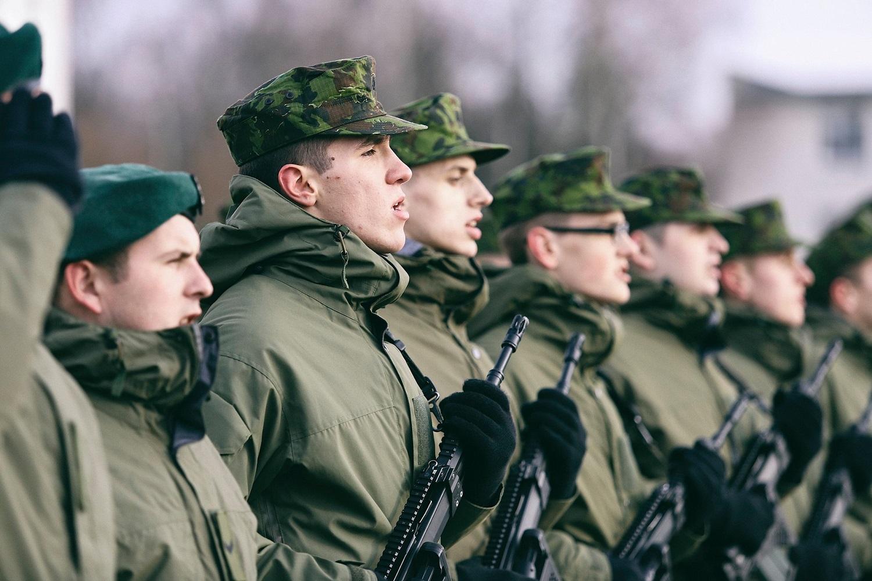 Pradedamas pasiruošimas 2020 m. šaukimui į nuolatinę privalomąją pradinę karo tarnybą