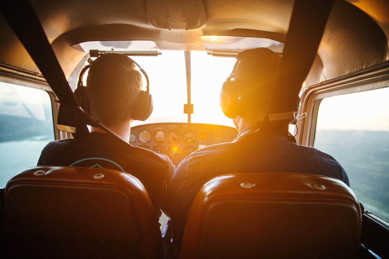 Piloto profesija – gerai apmokama ir įgyjama Lietuvoje