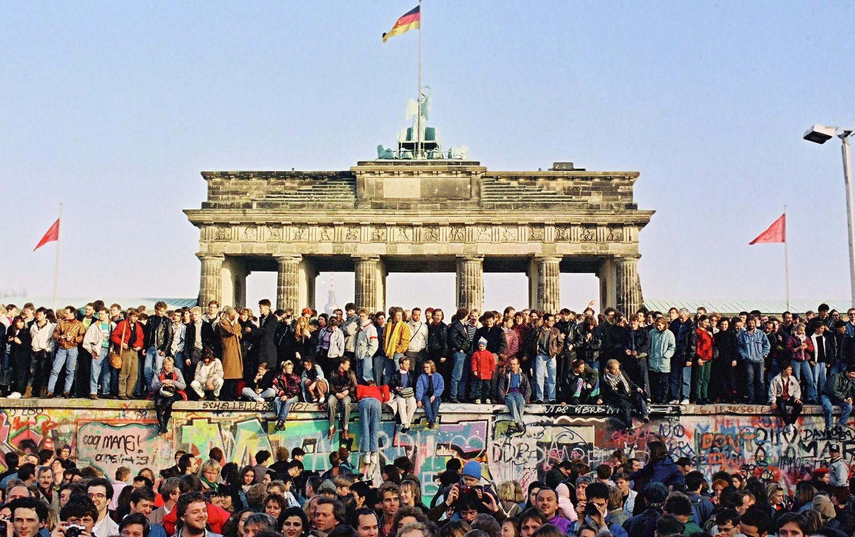 Savaitės kalendorius: Brandenburgo vartų atvėrimas ir kiti svarbūs įvykiai