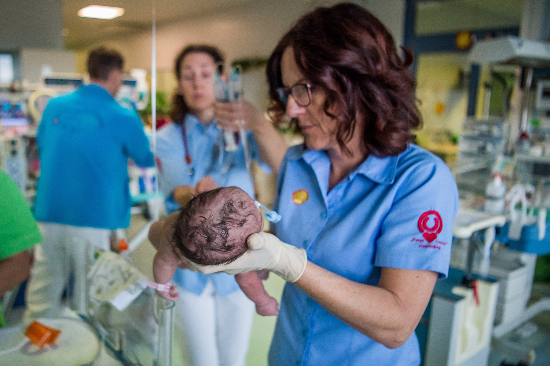 Pirmąją naujųjų metų dieną pasaulyje gimė 392 000 kūdikių
