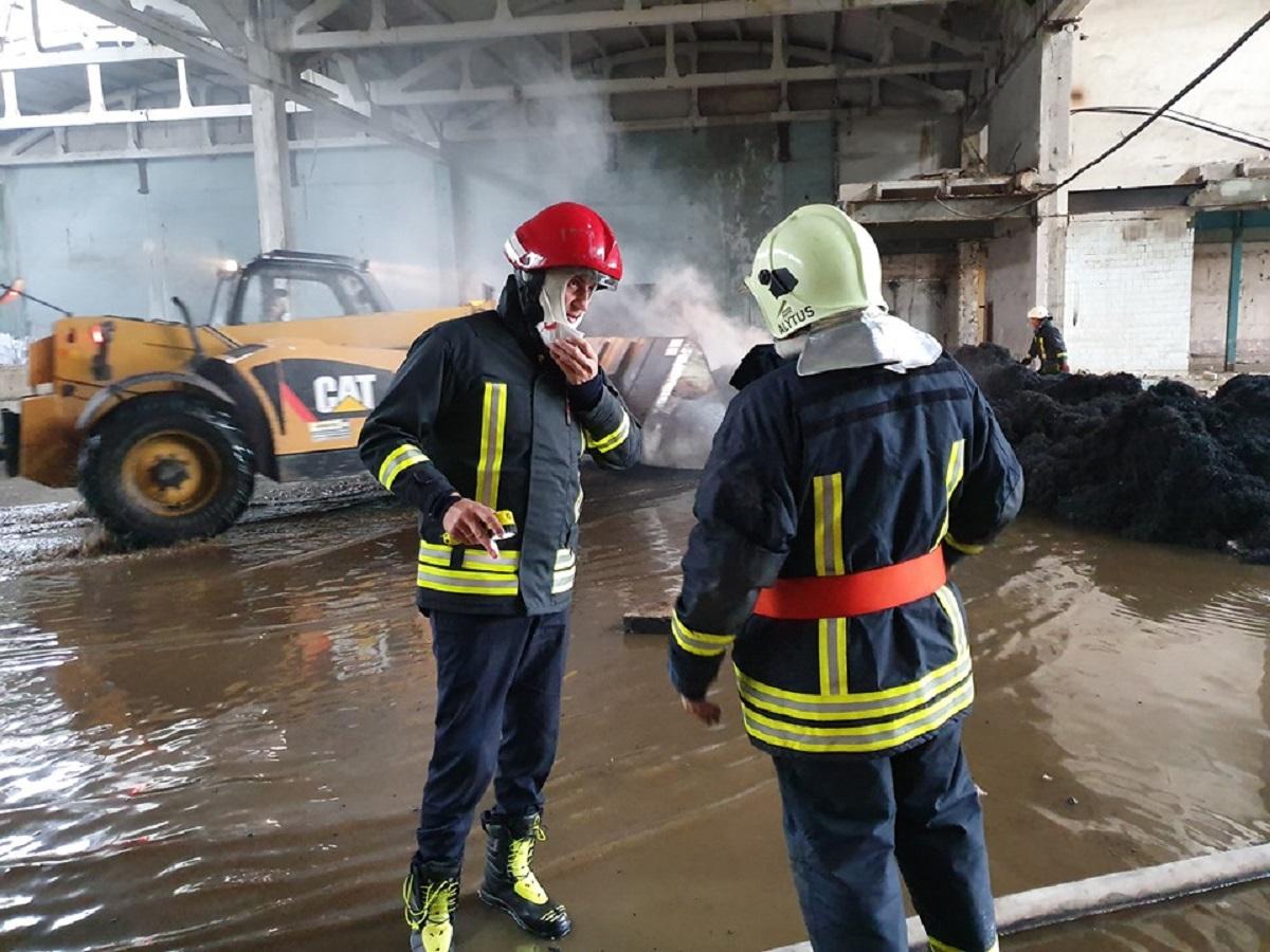 Paaiškėjo Alytaus gaisrą gesinusių ugniagesių sveikatos tyrimų rezultatai: organizme – sunkieji metalai