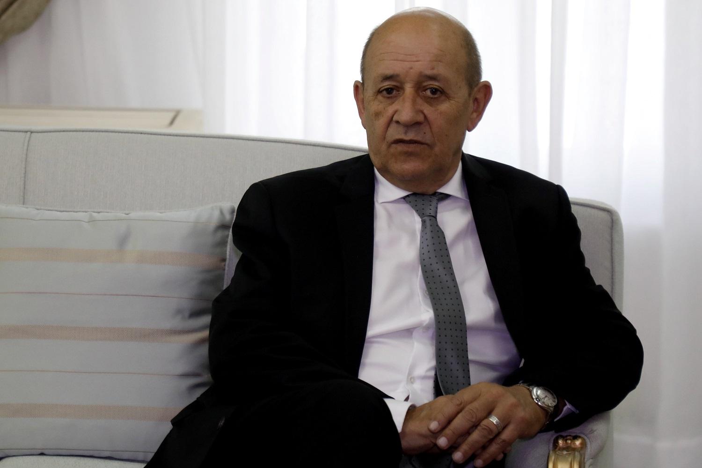 Prancūzijos užsienio reikalų ministras: Iranas per 1–2 metus gali pasigaminti branduolinį ginklą