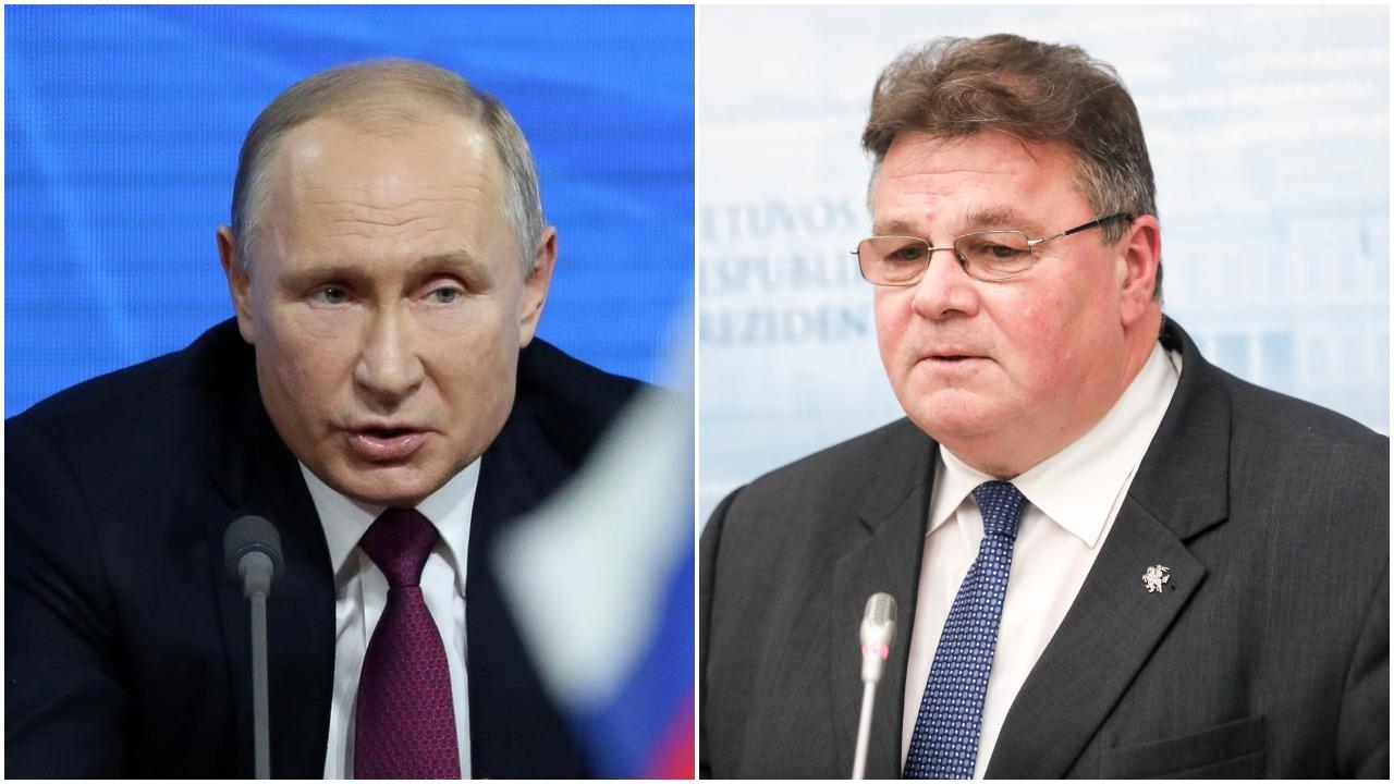 L. Linkevičius:  Rusijoje inicijuojami konstituciniai pakeitimai yra skirti suteikti viltį žmonėms