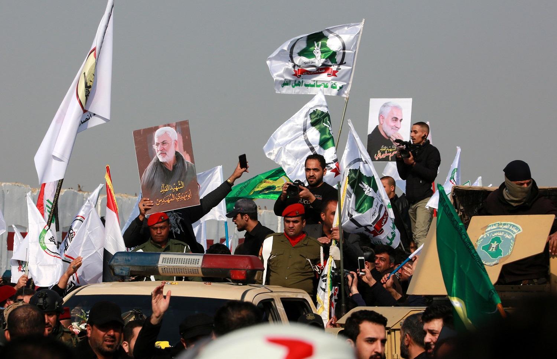 Per Irano raketų atakas Irake praėjusią savaitę buvo sužeista 11 amerikiečių karių