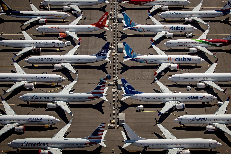 """""""Boeing"""" atidėjo planuojamą """"737 Max"""" skrydžių atnaujinimo datą"""