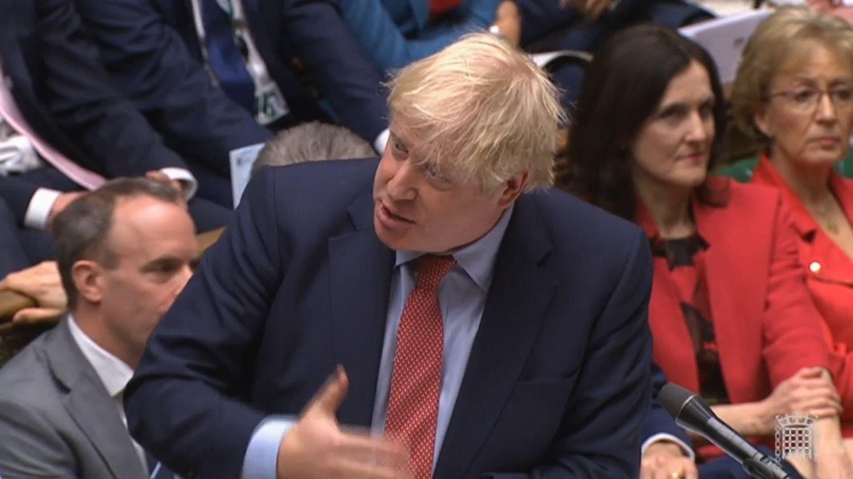 B. Johnsonas: Jungtinė Karalystė pasirengusi palikti ES sausio 31-ąją