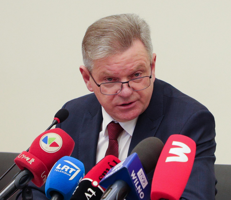 J. Narkevičius: savivaldybės jau trečia savaitė gali pakabinti žaliąsias rodykles