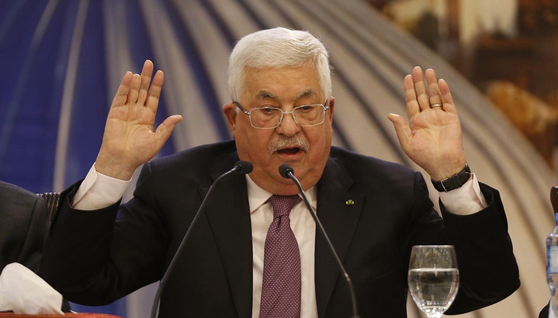 Palestiniečiai griežtai atmeta D. Trumpo Artimųjų Rytų planą