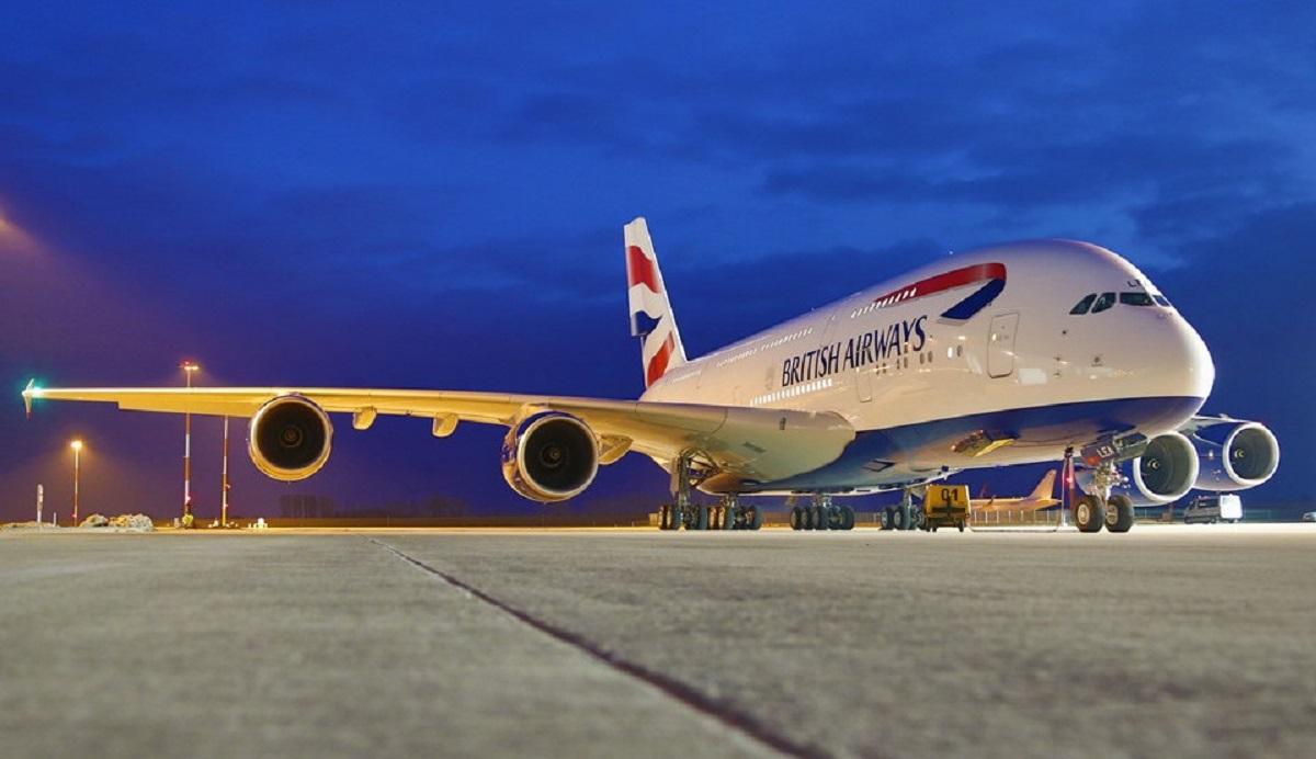 Padedant uraganiniam vėjui, lėktuvas atstumą iš Niujorko į Londoną įveikė rekordiniu greičiu