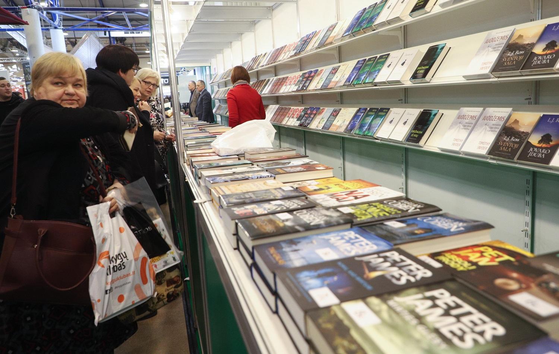 Prasideda Vilniaus knygų mugė 2020