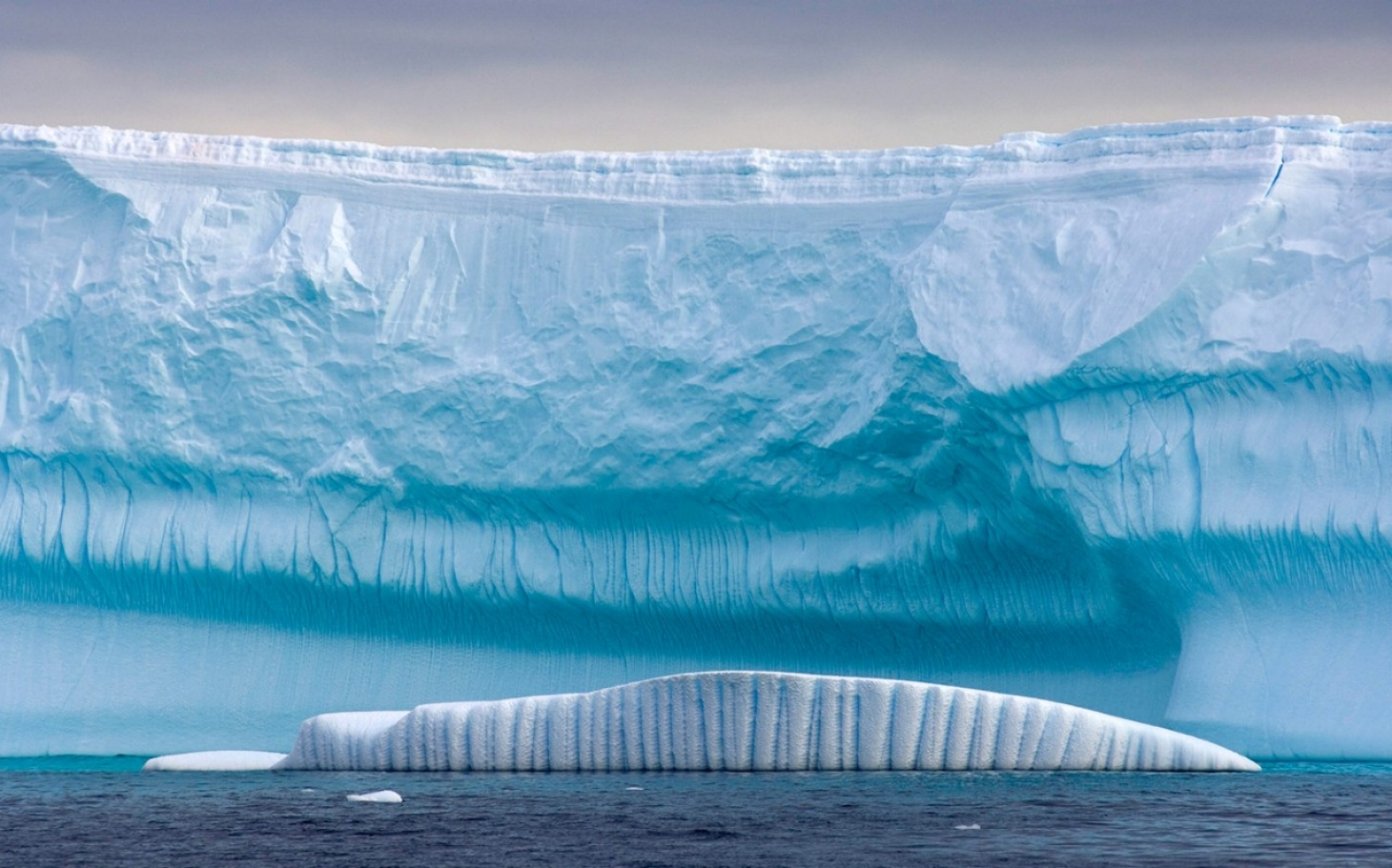 Terra Australis Incognita beieškant atrasta Antarktida