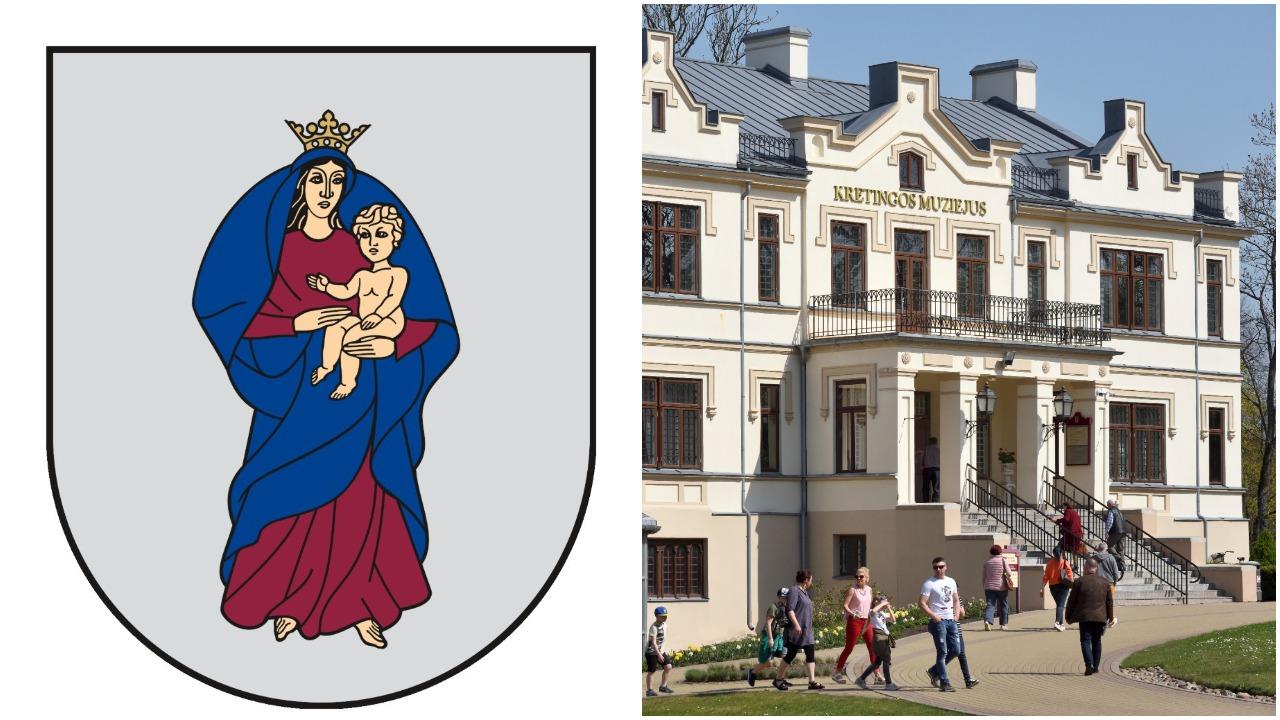 Kretinga – penkių vienuolynų miestas Žemaitijos pakrašty
