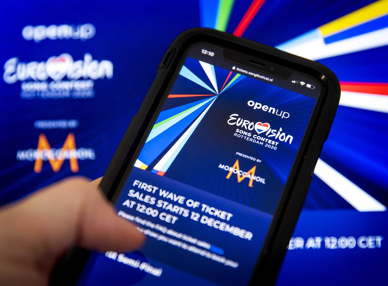 """Dėl koronaviruso atšaukiamas """"Eurovizijos"""" dainų konkursas: blogų žinių sulaukė """"The Roop"""""""