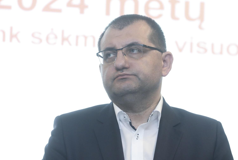 V. Kasiulevičius: situacija dėl koronaviruso šalyje yra neblogai valdoma
