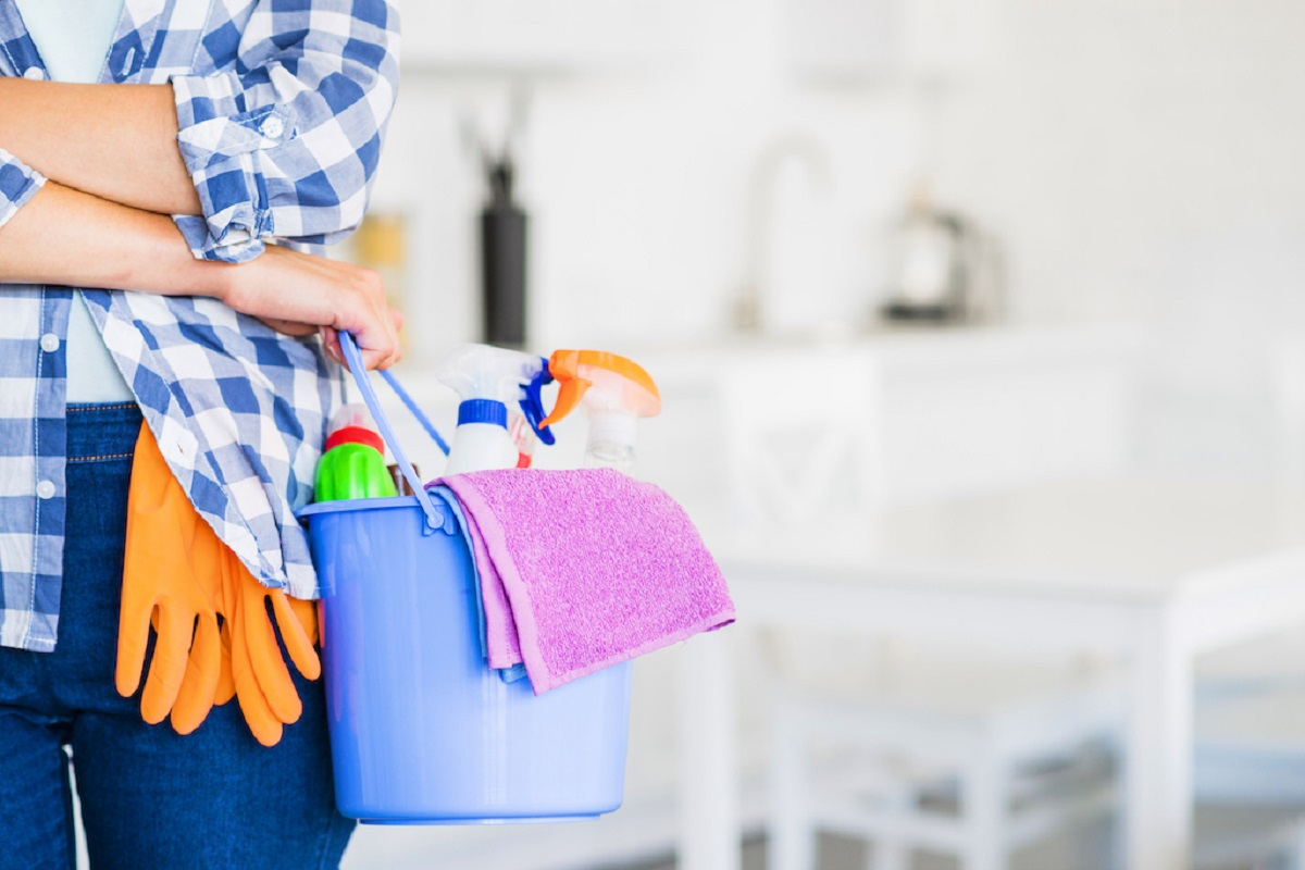 Namų dezinfekcija: vietos, kurias išvalyti būtina kruopščiai