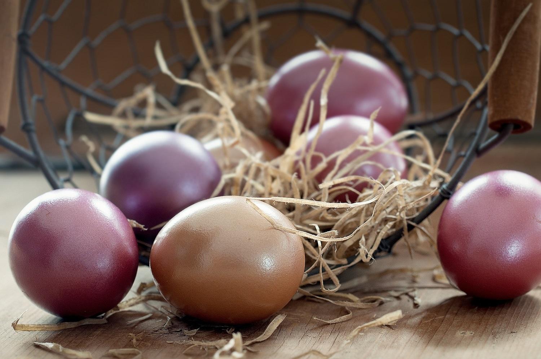 Nauji skoniai Velykoms: trijų išskirtinių kiaušinių pagardų receptai