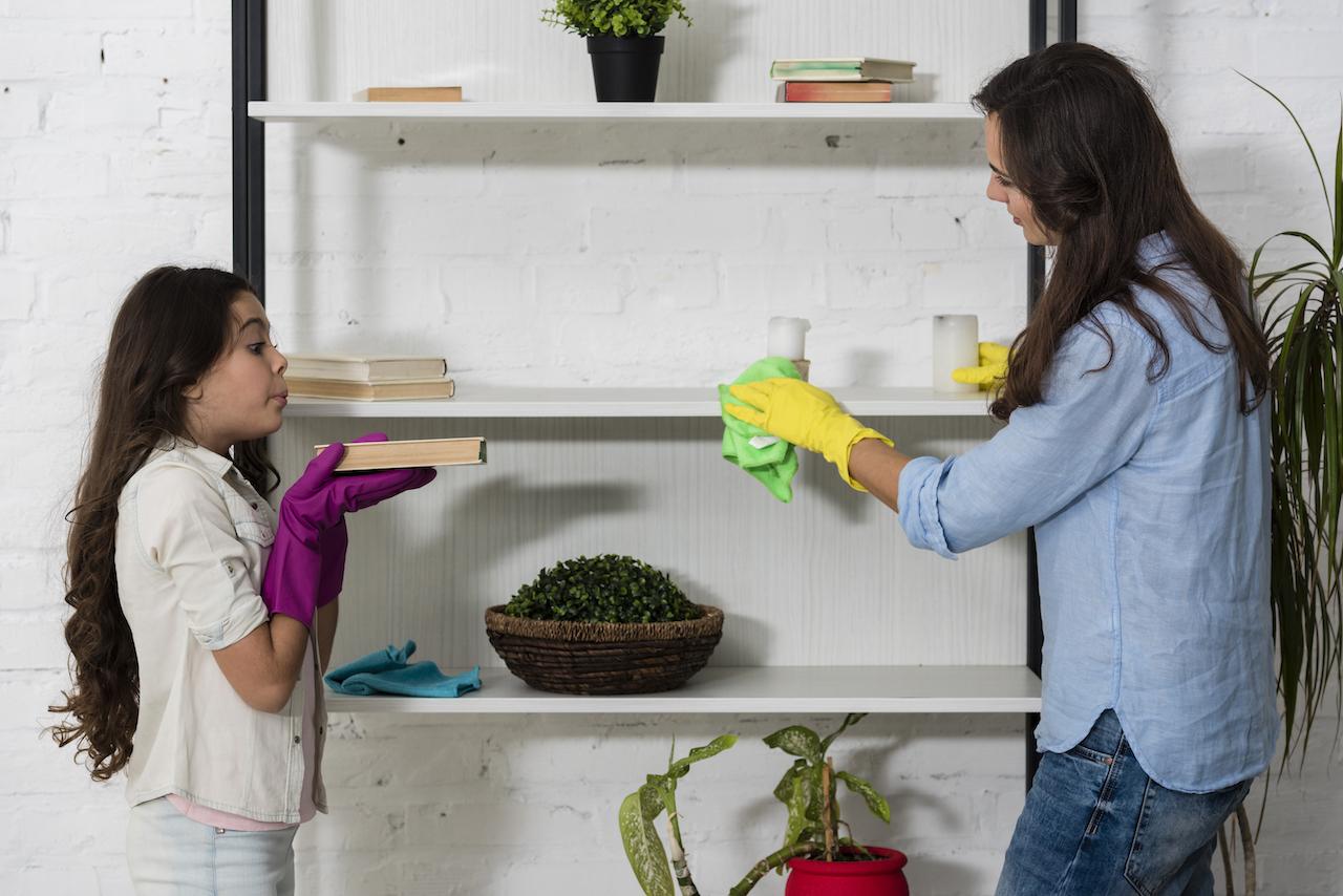 5 būdai, kaip žaidimų pagalba įpratinti vaiką tvarkytis namuose