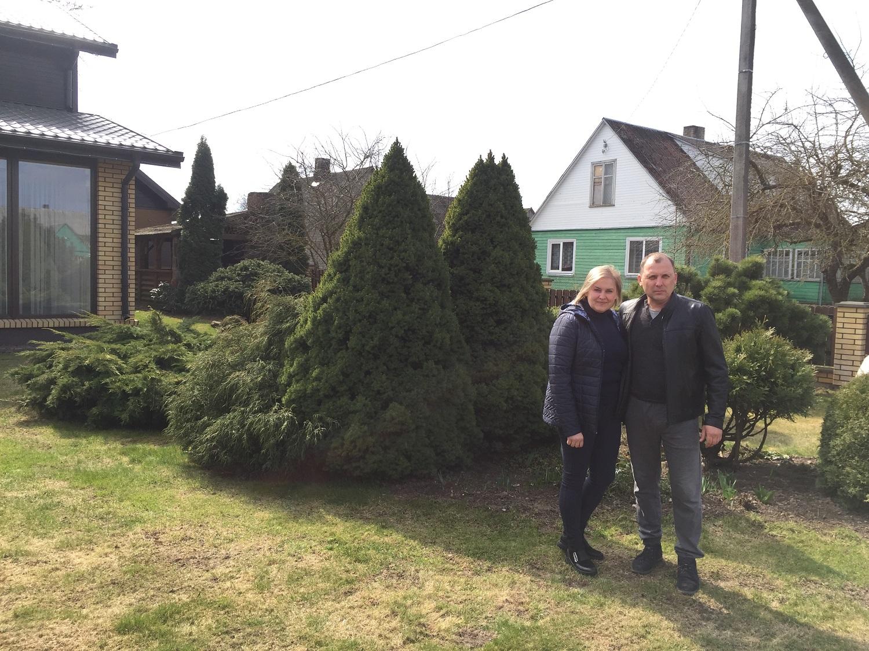 Energingi mokytojai Telšių rajone sukūrė pavyzdingą šeimos ūkį