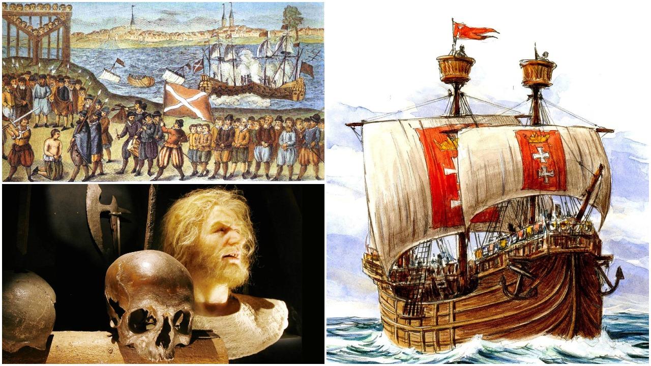Viduramžių Baltijos ir Šiaurės jūrų piratai
