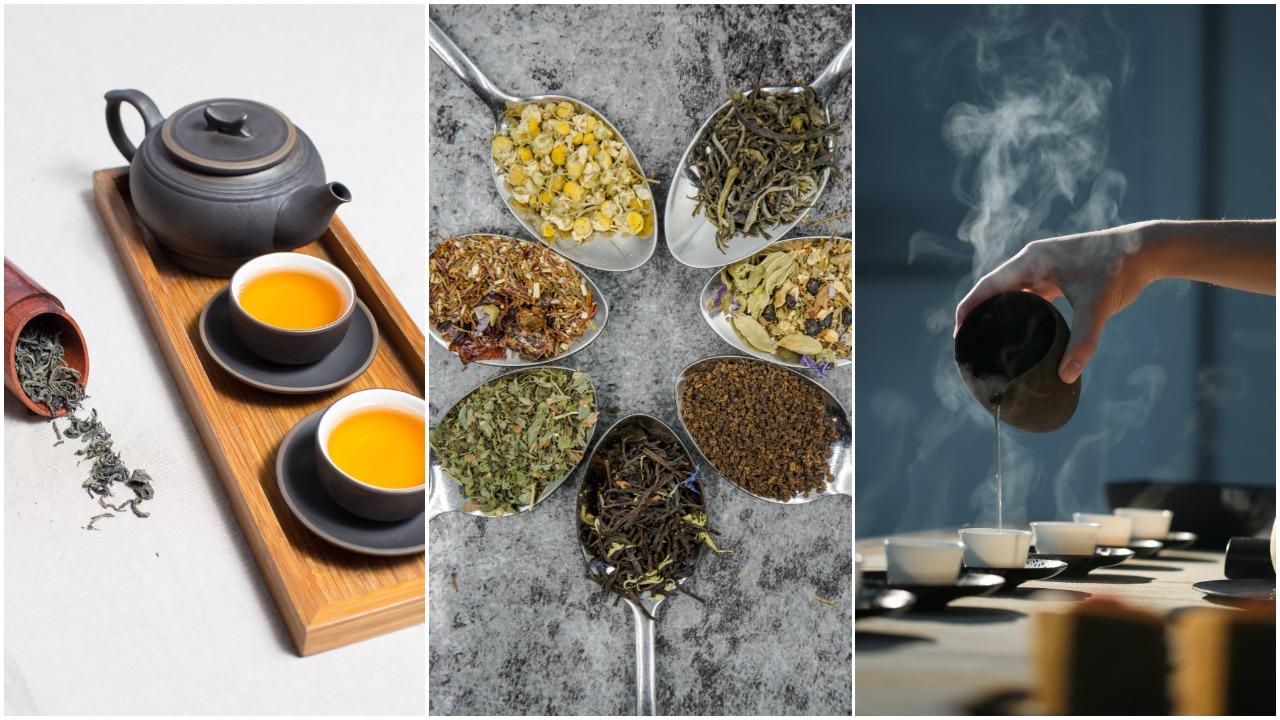 Kinų imperatorių arbatos skonis liko tik legendose