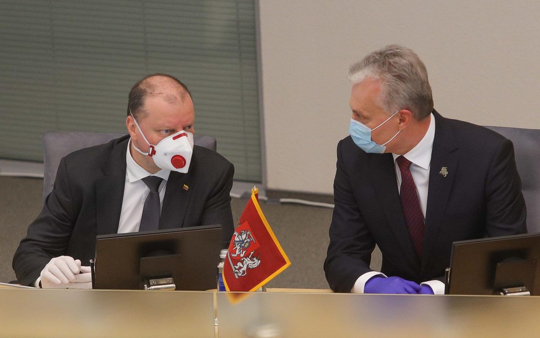 Prezidentas susitiks su S. Skverneliu: aptars ekonomikos skatinimo iniciatyvas