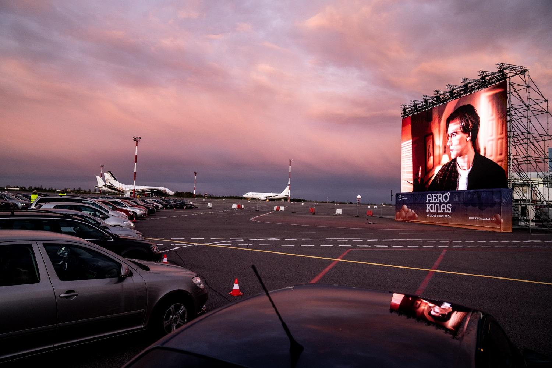 """Pavasario fenomenas """"Aerokinas"""" skelbia paskutinės savaitės renginius ir uždarymo filmą"""