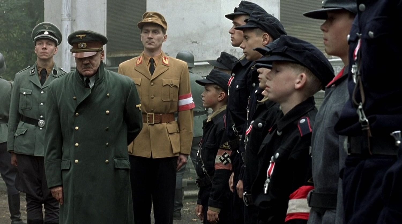 Paskutinės Adolfo Hitlerio dienos