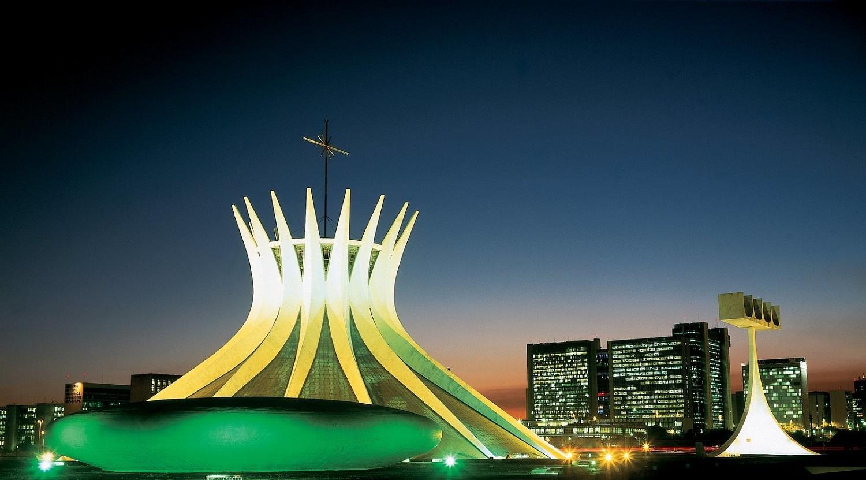 Brazilijos miestas – dykynėje išaugusi naujoji šalies širdis