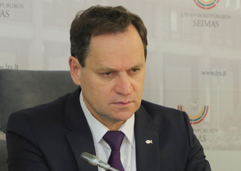 V. Tomaševskis: buvo daromas didelis spaudimas, kad bankų aktyvų mokestis nebūtų priimtas