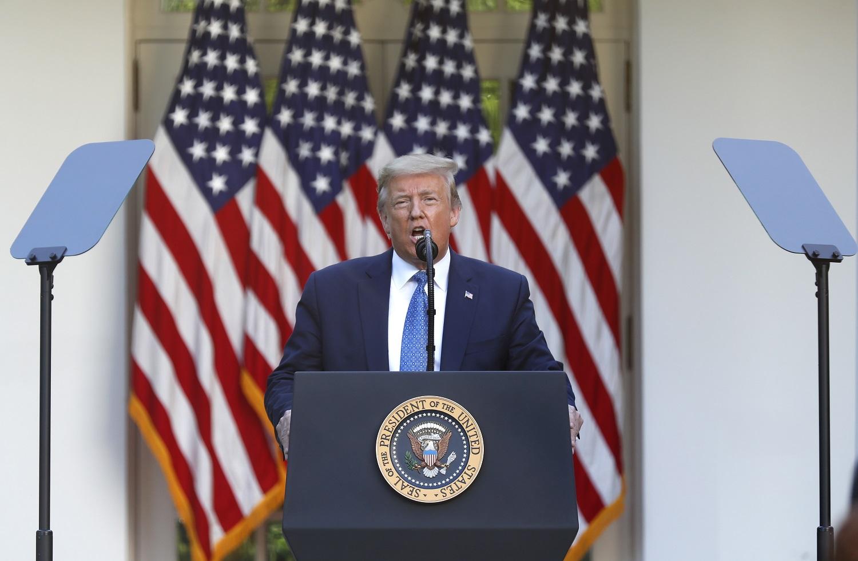 Buvęs Pentagono vadovas: D. Trumpas skaldo šalį