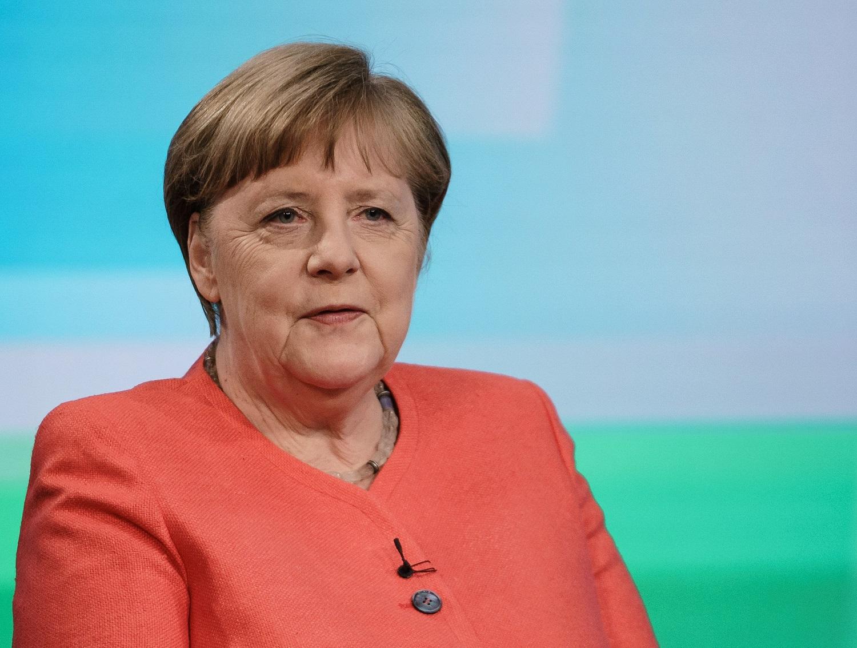 Vokietijos kanclerė A. Merkel tvirtai atmeta galimybę siekti penktosios kadencijos