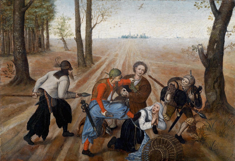 Plėšikai tykodavo ne tik Lietuvos pakelėse ir miškuose