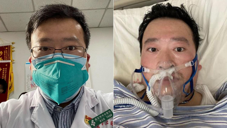Kinijos medikas, vienas pirmųjų perspėjęs dėl koronaviruso plitimo, po mirties tapo tėvu