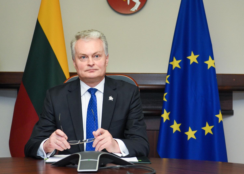 G. Nausėda akcentavo aiškios Rytų partnerystės strateginės krypties būtinybę