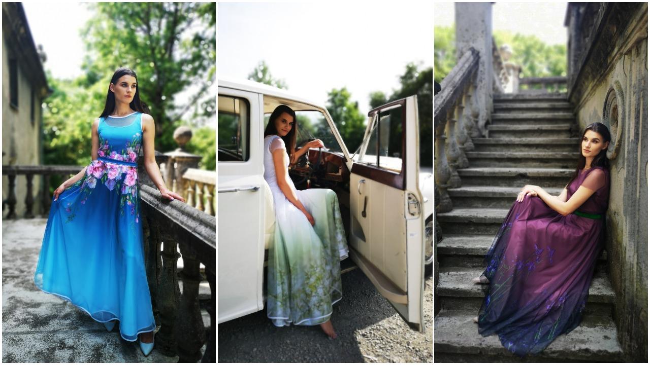 Dizainerė N. Šakelienė: vienetinė suknelė per dieną – įmanoma