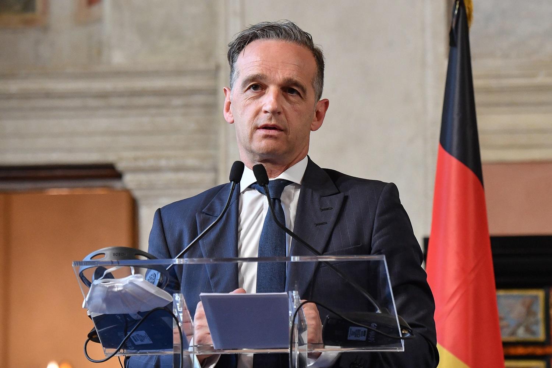 Pirmininkavimą JT Saugumo Tarybai perimanti Vokietija sieks priimti rezoliuciją dėl pandemijos