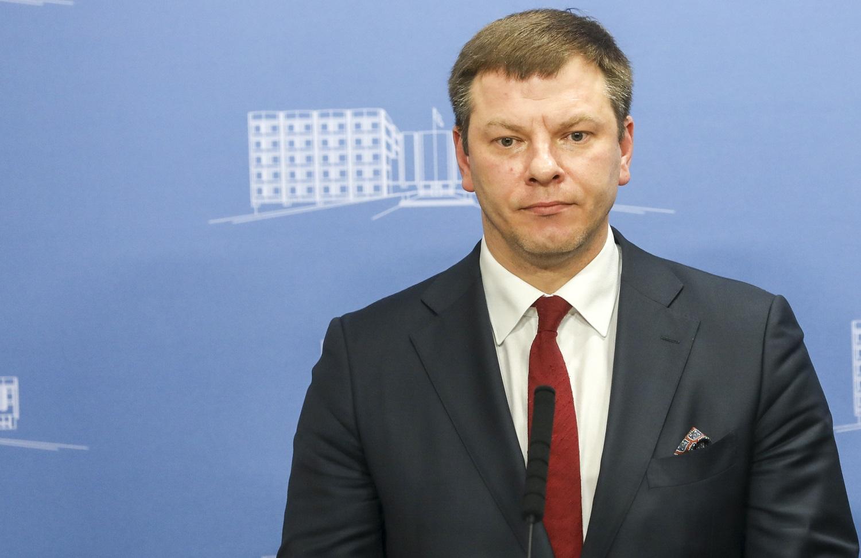 """V. Šapoka: """"Lietuvos paštas"""" turėtų įsivertinti, kokias papildomas paslaugas galėtų teikti"""