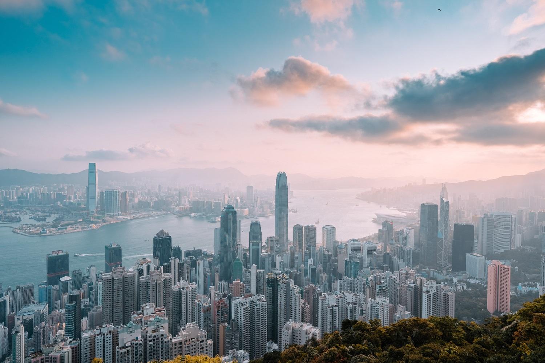 Kinija priėmė saugumo įstatymą Honkongui