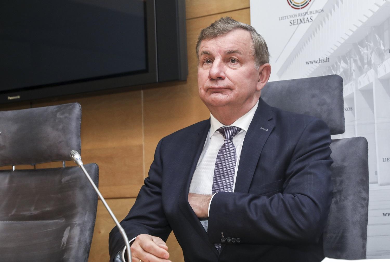 R. Sinkevičius: su vidaus vartojimu padėtis geresnė, iššūkis – eksportas