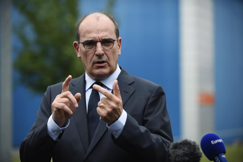 Naujasis Prancūzijos premjeras J. Castex pristatys atnaujintą Vyriausybės sudėtį