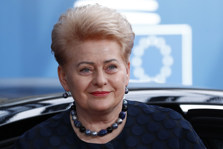 Prezidentė D. Grybauskaitė: Valstybės dieną didžiuojamės Lietuva